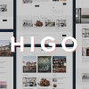 Higo – A Responsive WordPress Blog Theme
