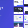 Swape – App Showcase & App Store WordPress Theme