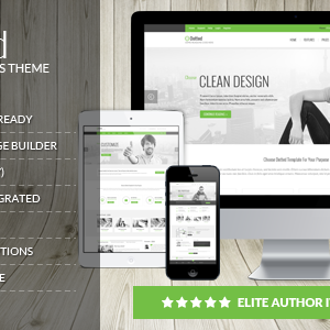 Dotted – Corporate Multipurpose WordPress Theme