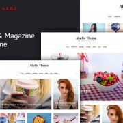 Akella – Personal Blog & Magazine WordPress Theme