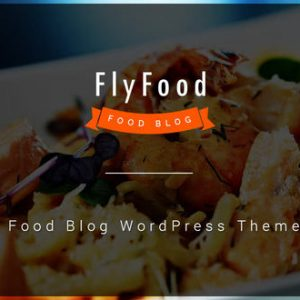 FlyFood – Catering and Food WordPress Theme